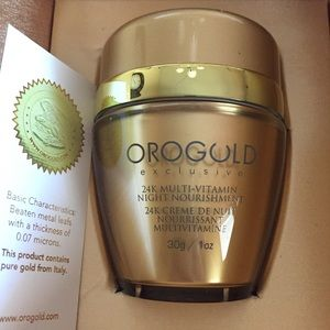 Other - Orogold Multi-Vitamin Night Nourishment NEW